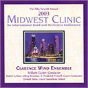 Midwest Clinic, 2003